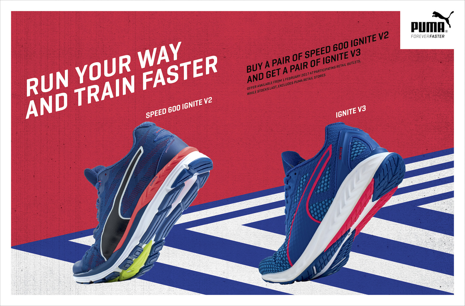 8b2fdddcdb1639 PUMA unveils the Speed 600 IGNITE v2 - Muscle and Fitness Hers